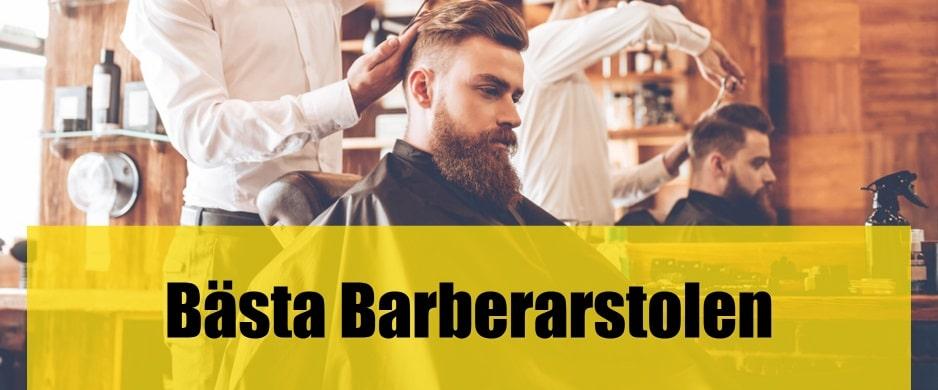 Bäst barberarstol