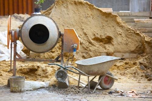 Köpa betongblandare