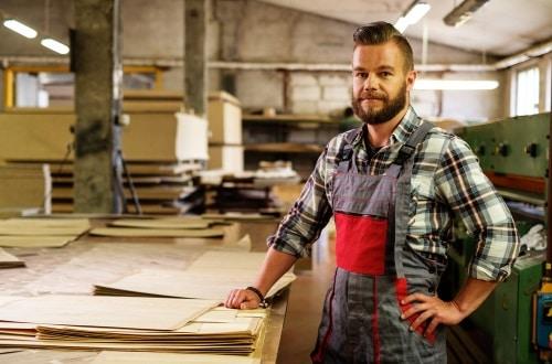 Plywood -ett mycket användbart material