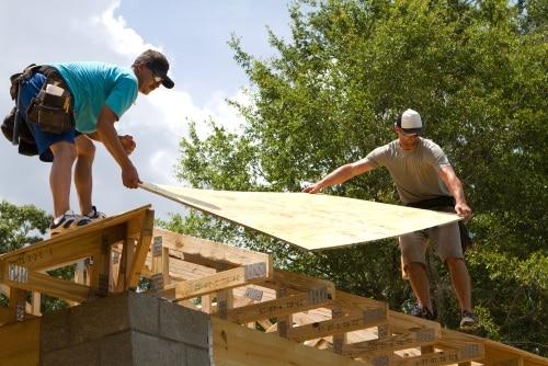 Skillnaden mellan byggplywood och konstruktionsplywood