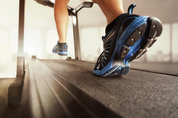 träna löpning hemma