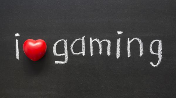 För oss som älskar gaming
