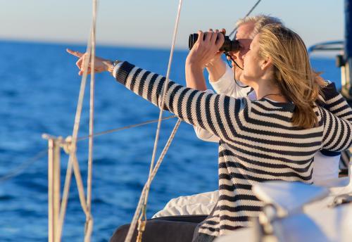 Att tänka på vid köp av båtkikare