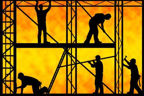 Att välja byggställning