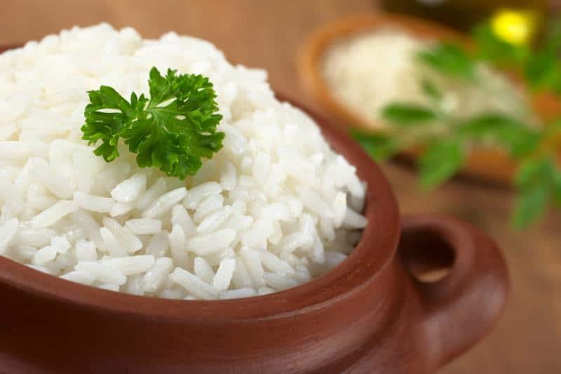 Koka bästa riset
