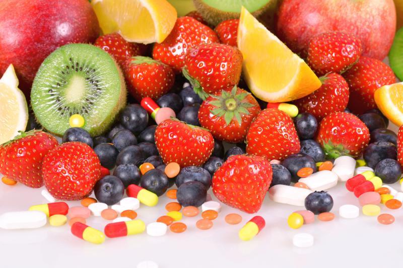 Se till att få i dig de nödvändiga näringsämnena varje dag.