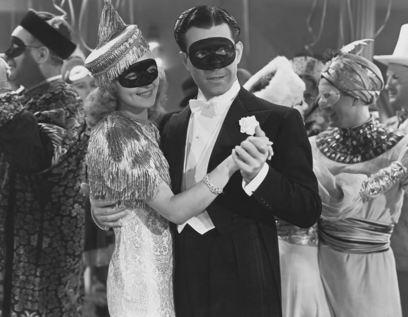 En lyckad maskeradfest